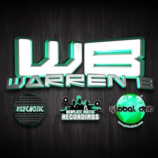WARREN B DRUM N BASS PODCAST