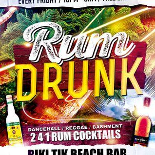 RUDEBEN PRESENTS: RUM DRUNK June Dancehall Sampler 2016