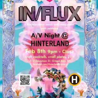 ʚ ♡ ɞ mix for in/flux at hinterland