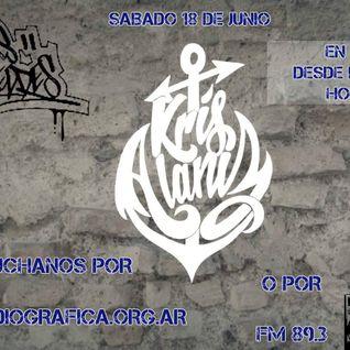 RIMAS REBELDES 18-6-16 KRIS ALANIZ