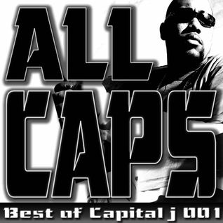 Capital J - ALL CAPS (Best Of Capital J Mix)