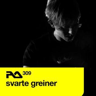 RA.309 Svarte Greiner | 30 April 2012