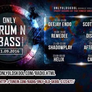 only dnb takeover on Onlyoldskool.com 21-9-16