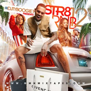 "DJTYBOOGIE PRESENTS ""STR8 RNB 12"""