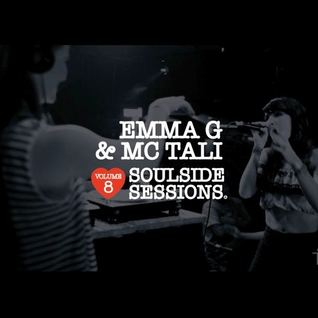 DJ Emma G featuring MC Tali (Superfine Music - New Zealand) @ Soulside Sessions Vol. 08 (18.03.2016)