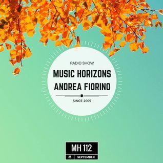 Music Horizons Radio Show Guest Mix (Vibes Radio Station Bulgaria) (2016-09)