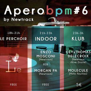 CEY @ AperoBPM #6, Point Éphémère, Paris, 081013