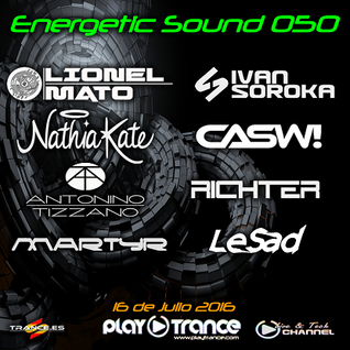 Lionel Mato @ Energetic Sound 050 Celebration (16.07.2016)