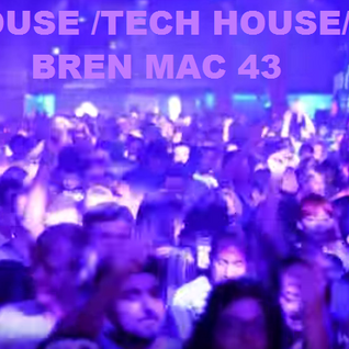 Deep house Tech house Techno 43