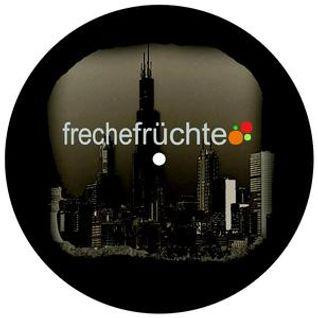 Graham Pitt - Freche Früchte Recordings Mixshow - Deepvibes Radio 27-03-13