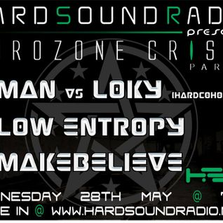 "Man vs Loky a.k.a The Hardcoholics ""Eurozone Crisis"" Show on HardSoundRadio (Hardcore Normalize 21)"