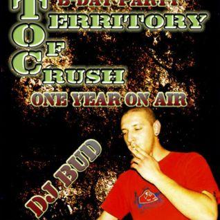 Bud - @ Electrocution Radio / TOC Bithday Bash 12.03.2013