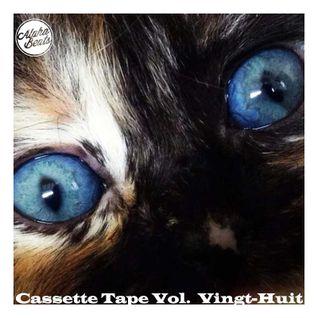 Cassette Tape Vol. Vingt-Huit