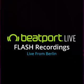 FLORIAN MEINDL at FLASH Rec. Beatport LIVE Stream Berlin 2014