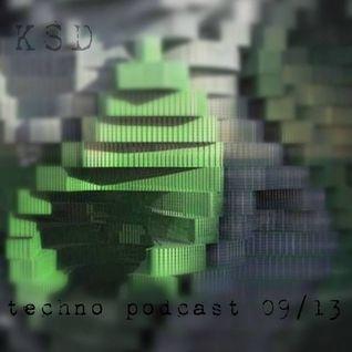 Techno podcast 11/13