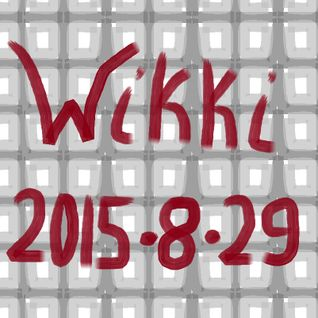 Wikki-Mix 2015/08/29