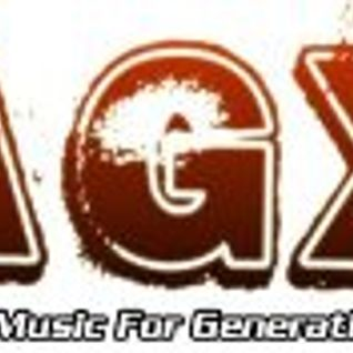 AGX:  Hit Music For Generation X New Year's Eve 2015 (Last Broadcast)