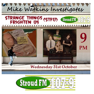 Strange Things Frighten Us (STFU)