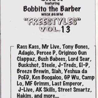 Stretch & Bobbito Freestyles Vol 13 (Side A)