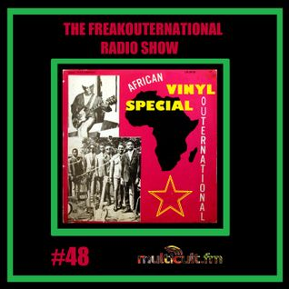 The FreakOuternational Radio Show #48 20/11/2015 - African Vinyl Special