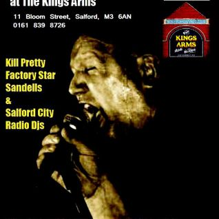Salford Music Scene - 10th January 2012