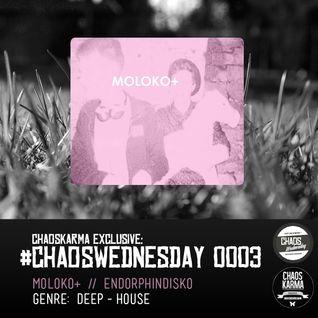 #CW 0003: Moloko+ - Endorphindisko // DEEP-HOUSE