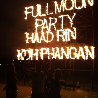 Taktfast @ Full Moon Party, Koh Phangan 2012-12-28