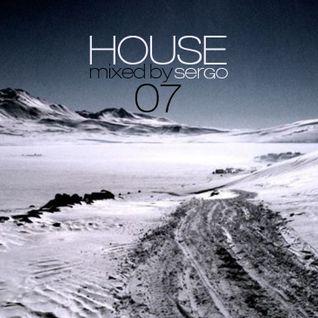House Music Mix 07 by Sergo