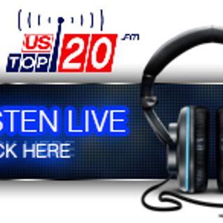 USTOP20.FM - Hosted by Al Walser - April 15th 2016