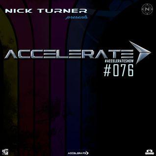 Nick Turner - ACCELERATE #076