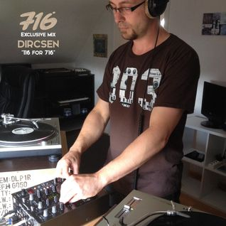 716 Exclusive Mix - Dircsen : 116 For 716