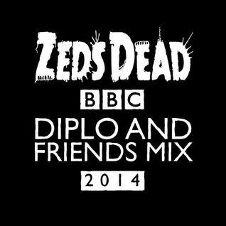 Zeds Dead - Diplo & Friends - 01.06.2014