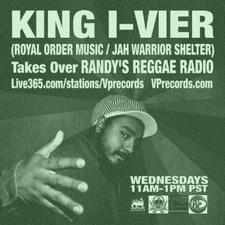 2-12-14 KING I-VIER TAKES OVER RANDY'S REGGAE RADIO!