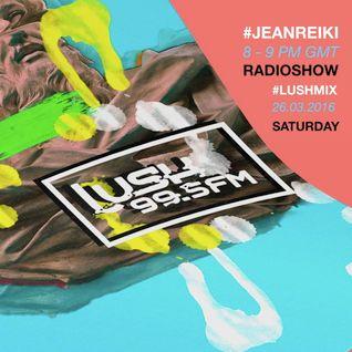 The Lush Mix Jun 2016