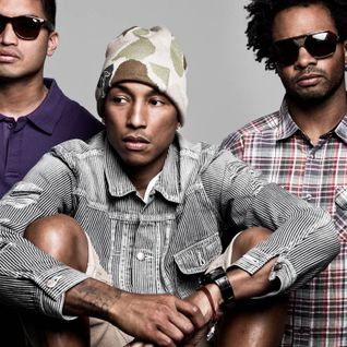 Jonny.Joka - Neptunes // Pharrell // N.E.R.D (Part 1/6)