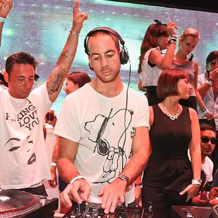 Julian Perez - Last session of our Circus Company Club party 12/06/11
