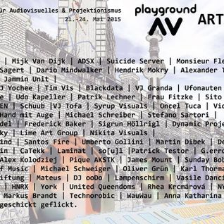 Mijk van Dijk DJ Set at playground AV Vienna