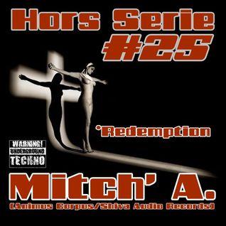 Hors Serie #25 - *Redemption [Dark Techno128bpm]