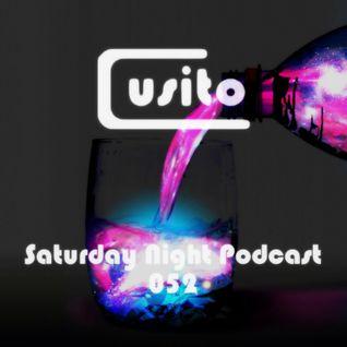 Cusito - Saturday Night Podcast 052 (29-12-2012)