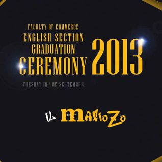 iL MaFioZo @ Faculty of commerce ceremony 10.9.2013