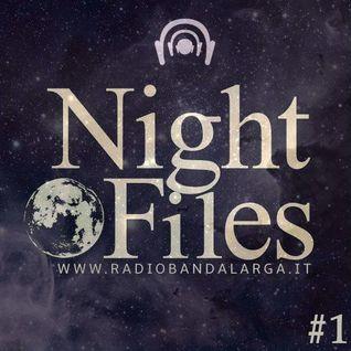 Night Files - Episode 1 // Broadcast for Radio Banda Larga
