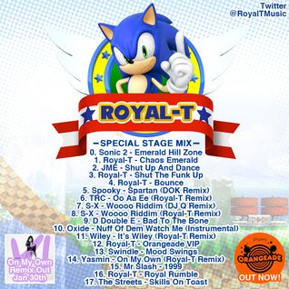 Royal-T - Special Stage Mix (Sonic Router #65)