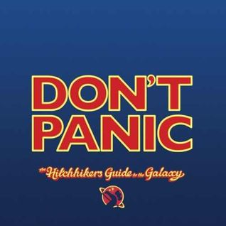 don´t panic. maybe we should just dance