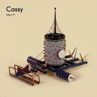 fabric 71: Cassy - 30 Minute Radio Mix