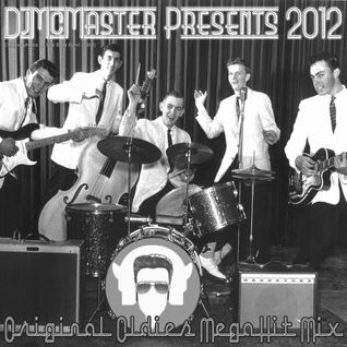 DjMcMaster Presents 2012 - Original Oldies MegaHit Mix