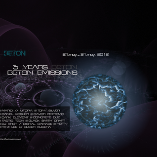 Hefty - Darker Sounds 28.5.2012 - 5 Years of Beton Radioshow Special Mix Replay