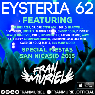 Fran Muriel #OfficialSession Special live at #FiestasSanNicasio2015 #Leganes