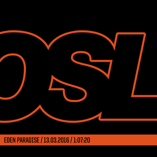 OSL Eden Paradise [Strings Jungle]