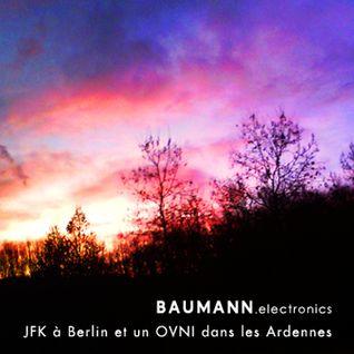 JFK à Berlin et un OVNI dans les Ardennes