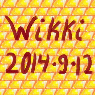 Wikki-Mix 2014/9/12